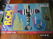 1?µ µ? Revue RCM n°301 plan encart Gyronimo & Zezette/ Minimag  Pitts Cessna 182