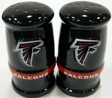 Atlanta Falcons NFL Football Ceramic Salt & Pepper Shakers