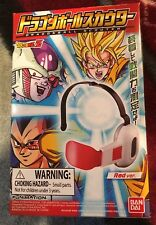 funimation dragonball z scouter red version Cosplay new in box