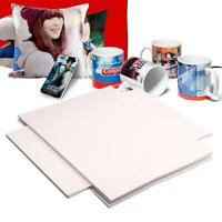 100x A4 Sublimation Paper Iron On Heat Press Transfer Paper Inkjet Print T-shirt