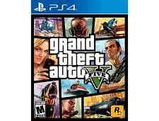 Grand Theft Auto V (PlayStation 4, 2014) PS4 - BRAND NEW & SEALED!