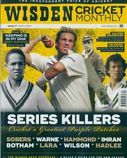 Wisden Cricket Monthly Magazine - Issue 17