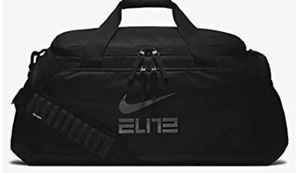Nike Hoops Elite Max Air Duffel Bag Black CT4596-010 Large Size Gym Bag Luggage