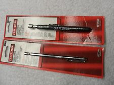 "Craftsman Telescopic ""Mini"" Magnetic Pick-up Tool Set, made in USA - 2 pcs"