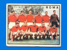 Nuova CALCIATORI PANINI 1962-63-Figurina-Sticker - ROMA SQUADRA -New