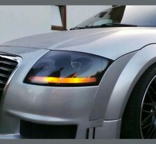 Audi TT 8N weiße Blinker Einsätze Coupe Roadster white Flasher Headlight mk1