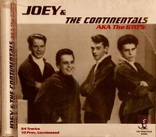 JOEY & THE CONTINENTALS aka THE GTO'S - 24 Tracks