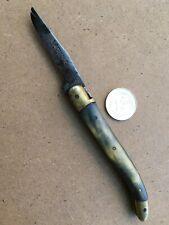 Ancien couteau de poche LAGUIOLE