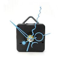 Mouvement Mécanisme Horloge à Quartz Pendule 3 Aiguilles Bleu Réparati zxc