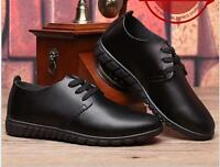 Fashion Men's European style leather Shoes Dress oxfords Casual Shoes US Size