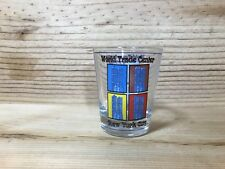 Vintage World Trade Center Twin Towers New York City Shot Glass