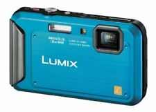 Panasonic Digital Camera Lumix Waterproof Model Koraruburu Dmc-Ft20-A