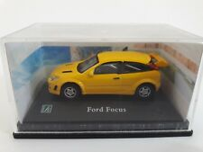 1/72	COCHE CAR FORD FOCUS HONGWELL CARARAMA