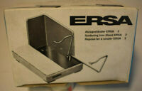 Ersa Ablageständer ERSA 2 Lötkolbenhalter bis 40Watt  VINTAGE 1980 NOS