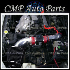 RED BLACK 1999-2003 Protege 5 Protege5 MP3 MP5  1.8 1.8L 2.0 2.0L AIR INTAKE KIT