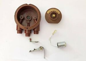 DNIEPR URAL K-750  IGNITION CONDENSER CONTACT POINTS ROTOR DISTRIBUTOR
