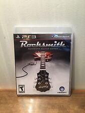 Rocksmith (Sony PlayStation 3 PS3, 2011) PS3