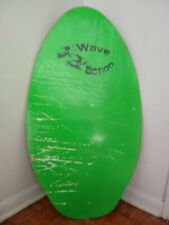 WAVE ACTION Green SKIMBOARD