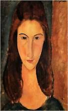 Modigliani cod 10 Poster 35x50 Jeanne  Papi Arte  Stampa