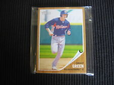 (10) 2011 TOPPS HERITAGE MINOR #15 GRANT GREEN ROOKIE LOT MIDLAND ROCKHOUNDS