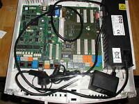 Opencom 130  V9.16 Aastra DeTeWe mit Extention und 2 verschiedenen Lizenzen