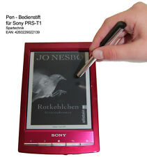Bedienstift für kapazitives Display v Sony PRS-T1 E-Book Reader PRS T1 Touch PEN