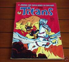 TITANS N°137 1990 - Marvel SEMIC