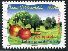 TIMBRE FRANCE AUTOADHESIF OBLITERE N°  299 / FLORE DES REGIONS / LA POMME