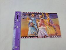 Fantus Paper Products Christmas Holiday Card Unused 3 Kings Wise Men