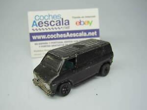 1/64 Hot Wheels USADO USED REF 184 Van cochesaescala