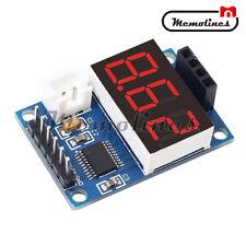 Ultrasonic Distance Test Control Board Rangefinder LCD Display for HC-SR04