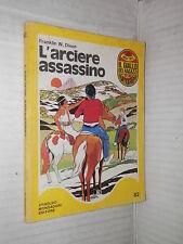 L ARCIERE ASSASSINO Franklin W Dixon Mondadori 1976 Il giallo dei ragazzi Hardy