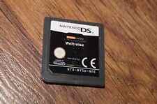 Nintendo DS ds lite weltreise game deutsch language spiele