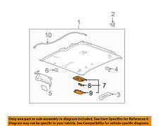 general motors car \u0026 truck interior lights ebaygm oem interior dome light 15126553