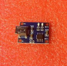 1x 5V 1A Lithium Battery Charging Board Mini USB Charging Module Charger Chip