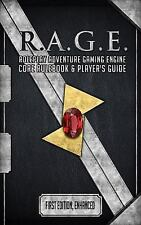 R. A. G. E. : Roleplay Adventure Gaming Engine by Antonio, Jr. Simon (2014,...