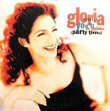 Gloria Estefan CD Single You'll Be Mine (Party Time) - Europe (VG+/EX)