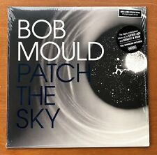 Bob Mould Patch The Sky Exclusive Signed Poster Vinyl Mint Shrink