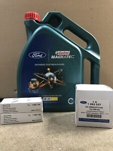 MK7 Fiesta ST180/ST200 Service Kit Inc Spark Plugs (Genuine Ford Parts)