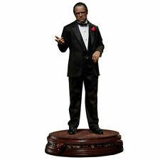 Blitzway The Godfather: Vito Corleone 46cm Superbe Échelle 1:4 Statue