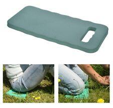 Schaumstoff Knieunterlage 40,5 x 18 x 2 cm grün Knieschutz Kniematte Knieschoner