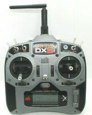 Spektrum DX6I DSMX/DSM2 2.4GHz Transmitter mode 2 good condition