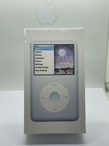 Apple iPod Classic 7. Generation Silver Gray 160GB New Collectors Collector
