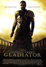 Gladiador 2000 Movie Poster Print A0-A1-A2-A3-A4-A5-A6-MAXI - CL92