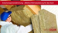 Rockwool Klemmfilz / 035 WLG, Steinwolle  Dämmplatte 200mm