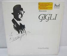 Gigli - Victor Recordings / Pearl, GEMM 202-06, 5 LPs / SEALED