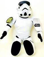 Jay Franco & Sons Star Wars Stormtrooper Glow In The Dark 25 Inch Pillow Buddy