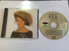 Kylie Minogue - Kylie (1988) CD - EARLY PRESS