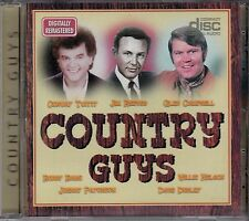 COUNTRY GUYS -  VARIOUS ARTISTS- CD - NEW -