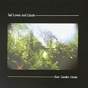Sad Lovers and Giants - Epic Garden Music [New CD] UK - Import